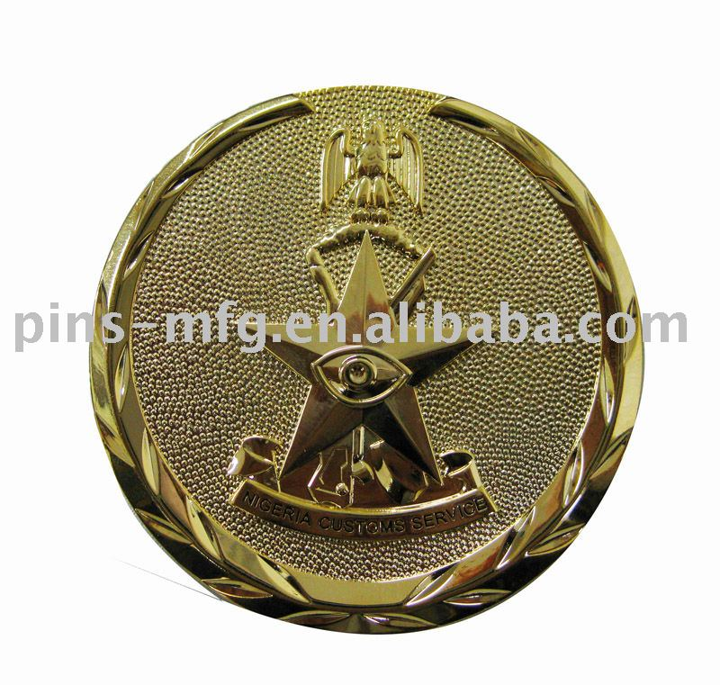 custom military lapel pin