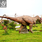 Moving mechanical dinosaur movie design production dino model movement dinosaurs