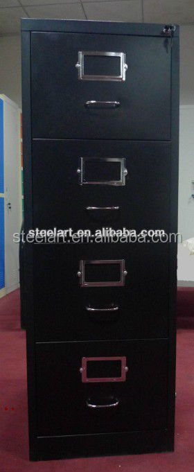 Cheap price 4 drawer steel file cabinet office furniture