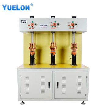 YUELON 3-station induction brazing equipment for electric kettle