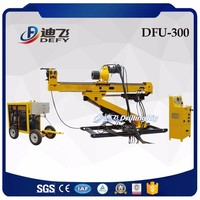 DFU-300 portable hydraulic underground mining drill