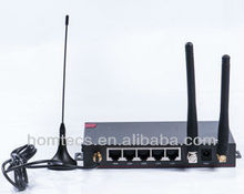 4g vpn cctv surveillance router with double sim card automation network system H50 series