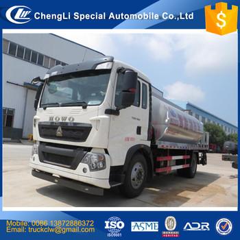 Sinotruk Howo 8-16 Ton 4x2 Asphalt Bitumen Truck Road Construction Paver  Asphalt Tank Asphalt Bitumen Sprayer Truck For Sale - Buy Asphalt Truck For
