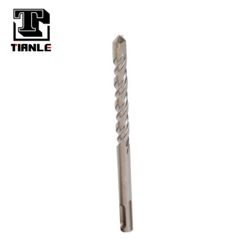 10*160mm carbide tipped SDS hammer drill bits with flat tip