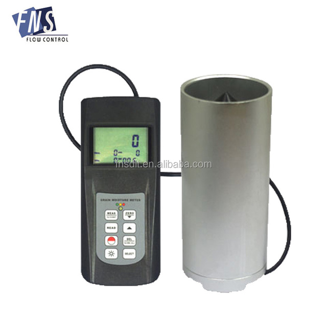 FNS Corn,wheat,rice,bean,wheat flour tester Digital LCD Grain moisture meter