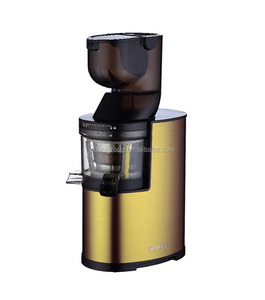 Cold Press Juicer Extractor Machine, 220V/250W, Wide Mouth Full Apple Insert Slow Juicer