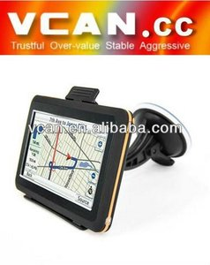 4.3 inch gps car tracker with AV input VCAN0106-4