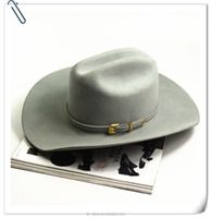 Custom Hard Hats Wool Felt Cowboy Hat Wholesale Felt Cowboy Hat