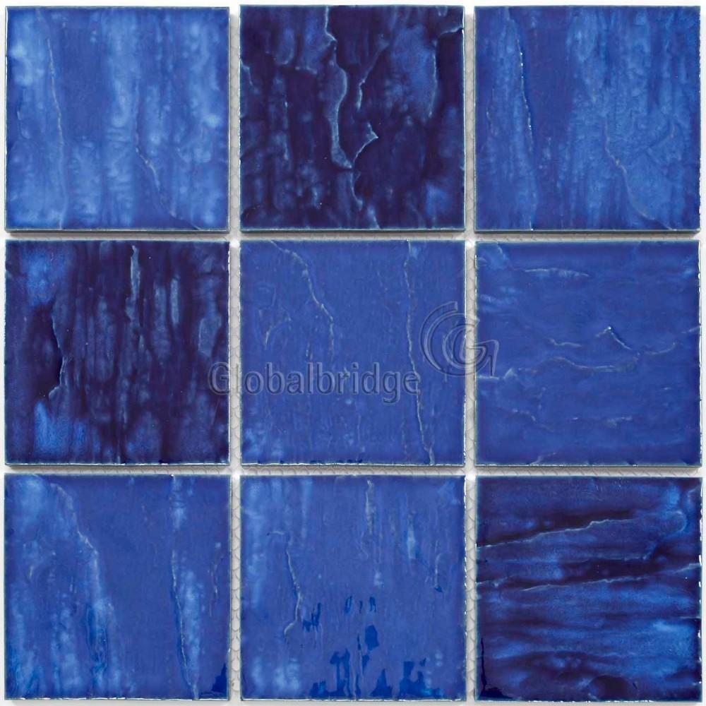 Ocean blue tiles swimming pool tiles for sale ceramic mosaic tiles ...
