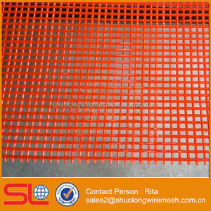 Mine Use Polyurethane Coated Screen , PU Screen Mesh