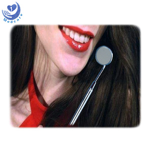 MT-DM1 Mirror Dental Mouth Oral Handle Teeth Instruments Stainless Steel Dentist Reusable Mirror