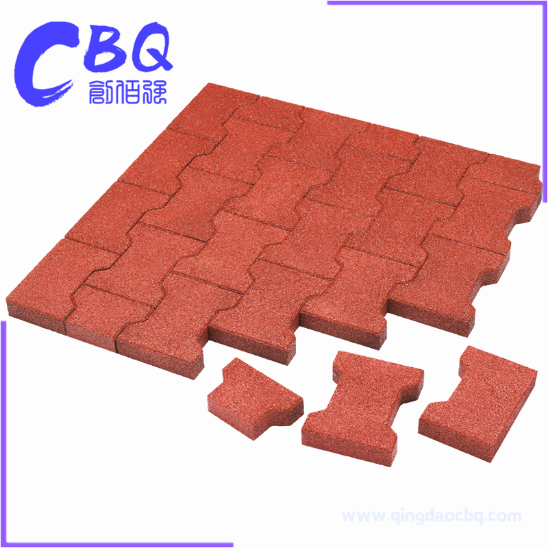 Interlocking Rubber Floor Tiles Horse