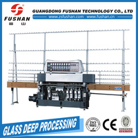 Modern design used glass edge polishing machines made in China