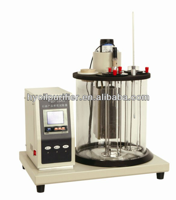 GD-1884 Transformer oil / Turbine oil / Lubricating Oil Density Tester