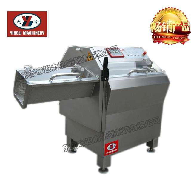 Meat sliced / cut row machine can cut a large row, bacon, ham, poultry meat and other slicer