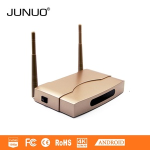 Junuo smart ott tv box 2gb 8gb vga output linux iptv set top box