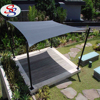 100% virgin HDPE outdoor sun shade sail with 90% shade rate
