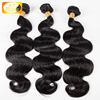 Free Shipping Wholesale Virgin Hair Body Wave Natural Black 100% Unprocessed 9A Grade Brazilian Cuticle Aligned Hair