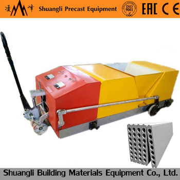 High Tech Automatic Lightweight Partition Wall Slab