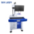 20 w 30 w fiber laser graveren printer etiket laser-markering machine