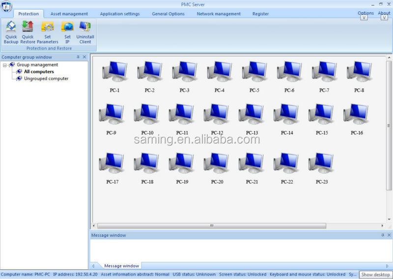 Internet Cafe Access Control Software