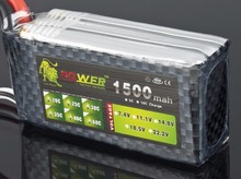 Facotory Wholesales Price Lipo Battery LION 11.1V 3S 1500MAH 30C rc car lipo battery pack