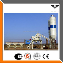 HZS Series Ready-Mixed Concrete Batching Plant , Concrete Admixture Mixing Plant