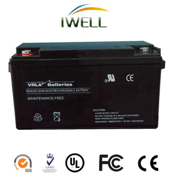 12v 50ah Uninterrupted Power Supplies Widely Used Battery