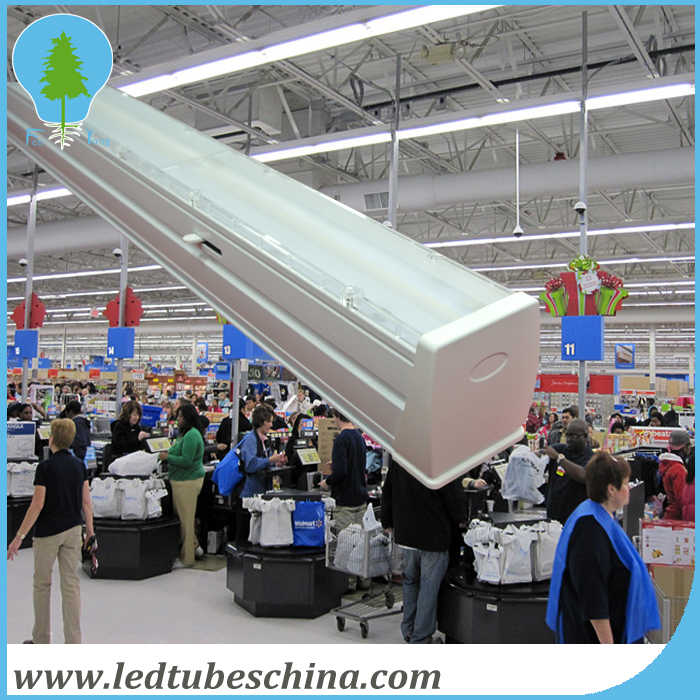 600mm 32W Continuous row Trunking System LED Linear Light