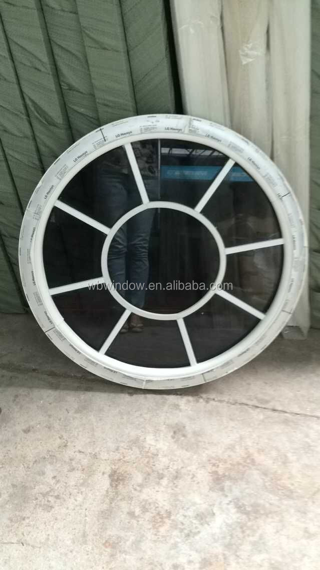 special shape windows,fixed round window,rv /caravan round window