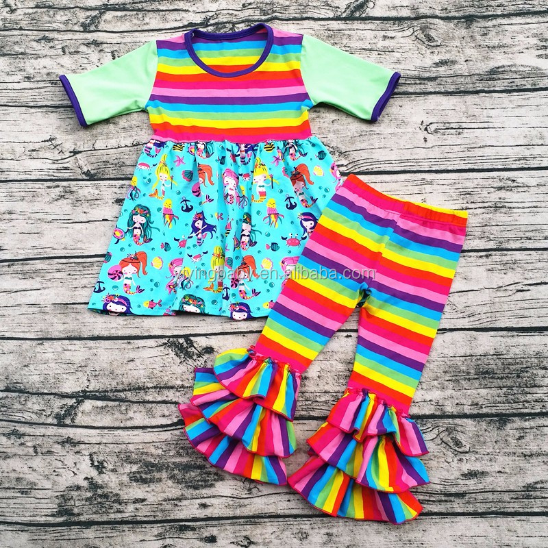 b4bef513a0319 wholesale icing ruffle shorts floral baby pearl dress outfits infant  boutique clothing set baby girl clothes