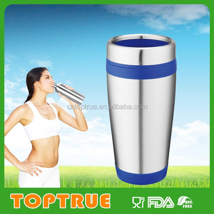 fashion style stainless steel coffee cupmug