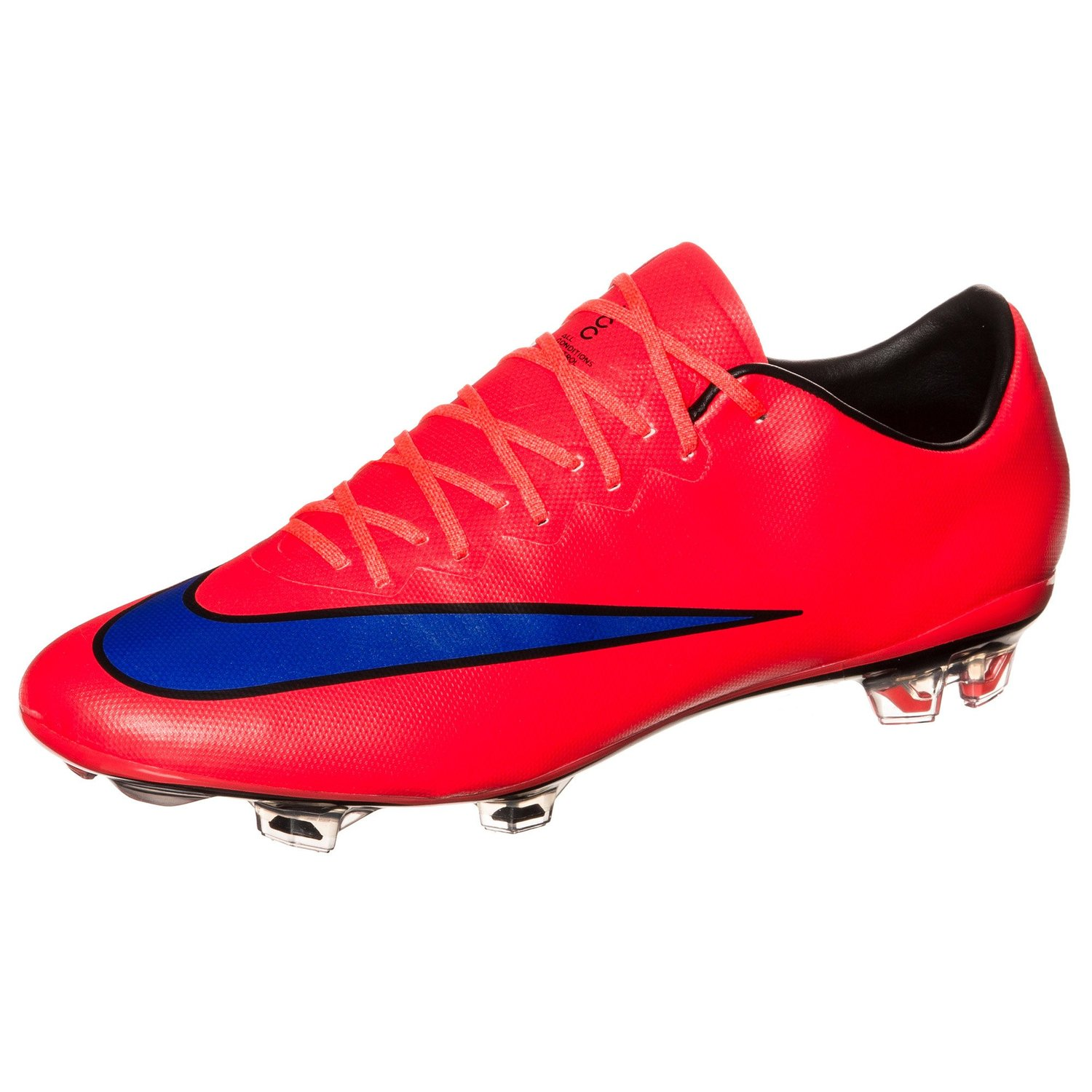 3ae5bd3a866 Buy Nike Mens Mercurial Vapor X FG - (Bright Crimson Persian Violet ...