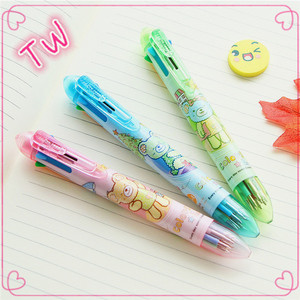 America market stationery items list with price photos custom personalized multi-colored pens advertising ball pen with logo