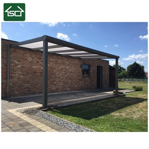 Certified aluminum awnings roof patio cover for with best prices