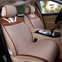 High Quality Van Seat Cover Car Seat Cover 2pcs Gold Supplier