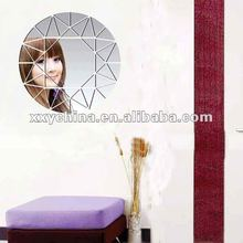 salon wall art mirror for decoration