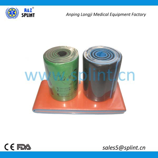 factory produce waterproof and radiolucent splint