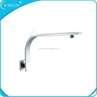 Modern Design Bathroom Brass Flexible Shower Arm Wall Mount