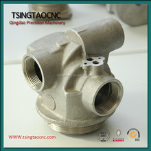 Custom cnc hot forging parts with investment casting forging