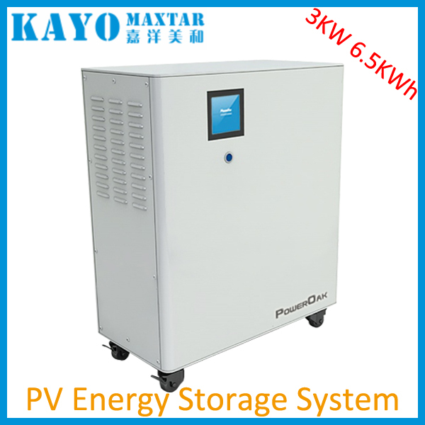 solar power system for household with backup lithium battery to match with CE certificate to meet with Europe requirements