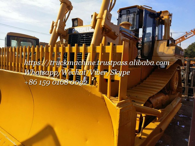 Caterpillar bulldozer CAT D7R Dozer per la vendita
