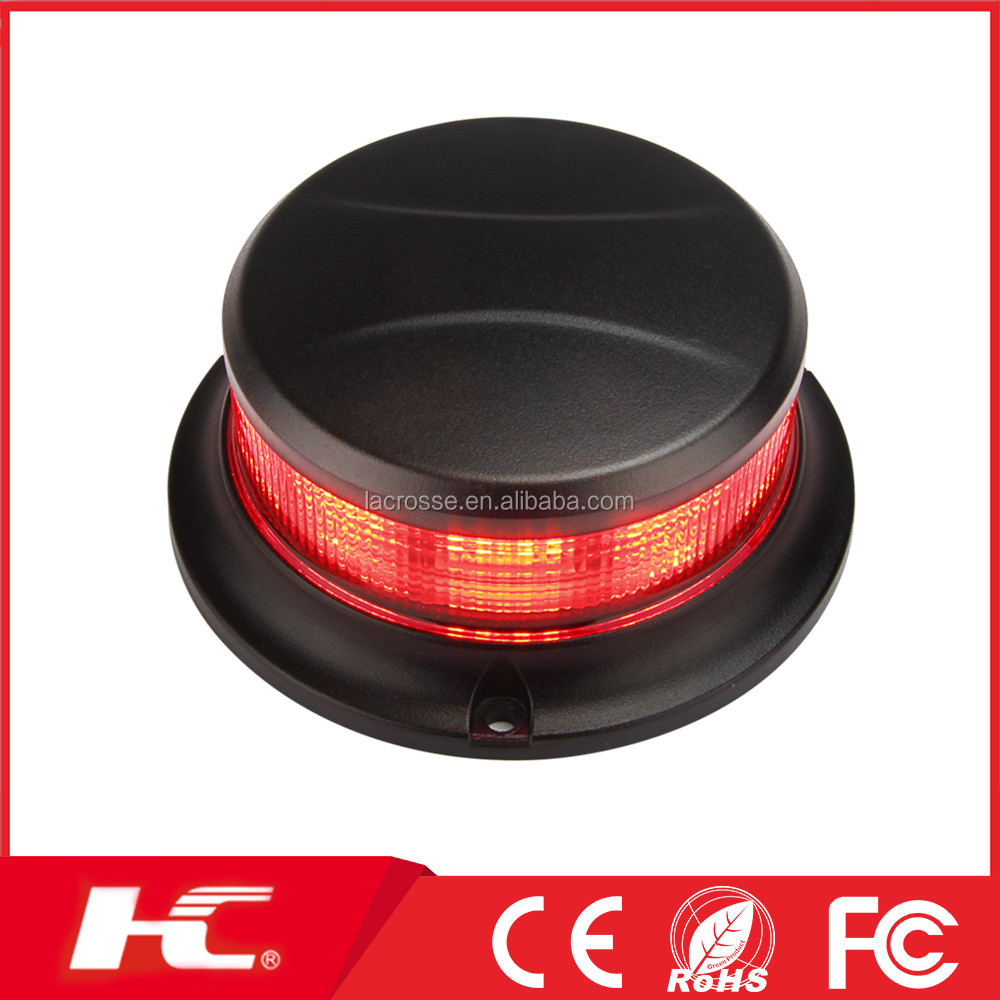 3 years warranty genuine ECE R10 approved led beacon blue light vehicle warning light beacon led light