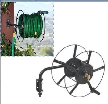 Heavy Duty Wall Mounted Hose Reel Suitable For 3 4 60m Hose Garden Hose Reel View Eastop Heavy Duty Wall Mounted Hose Reel For Garden Irrigation Oem Product Details From Ningbo Oden Imp