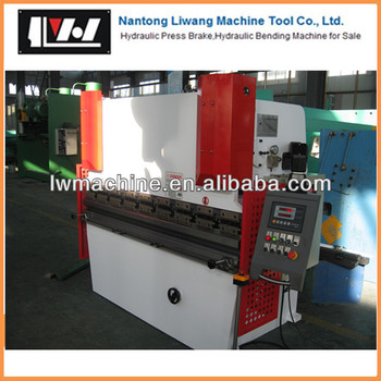 stainless steel bending machine