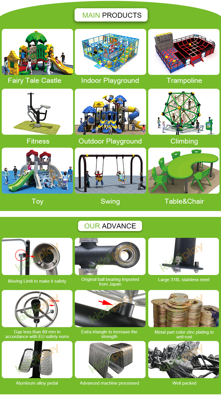 2019 China Factory Price Professional High Quality Outdoor Multi Exercise Gym Fitness Equipment