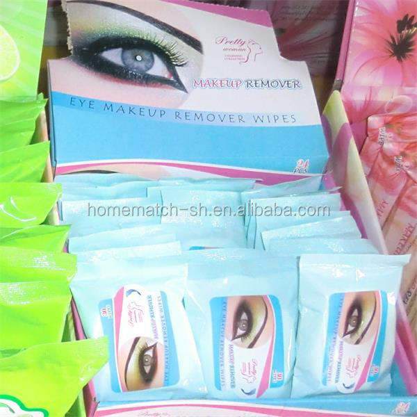 Eye Makeup Remover Wet Wipeseyelid Wet Tissue Buy Eye Makeup Removereyelid Tattoo Removalfacial Cleansing Wipes Product On Alibaba