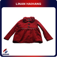Woolen fashion kids clothes free shipping