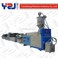 packing strap extrusion machine and plastic strap extrusion machine of pp pet for sale