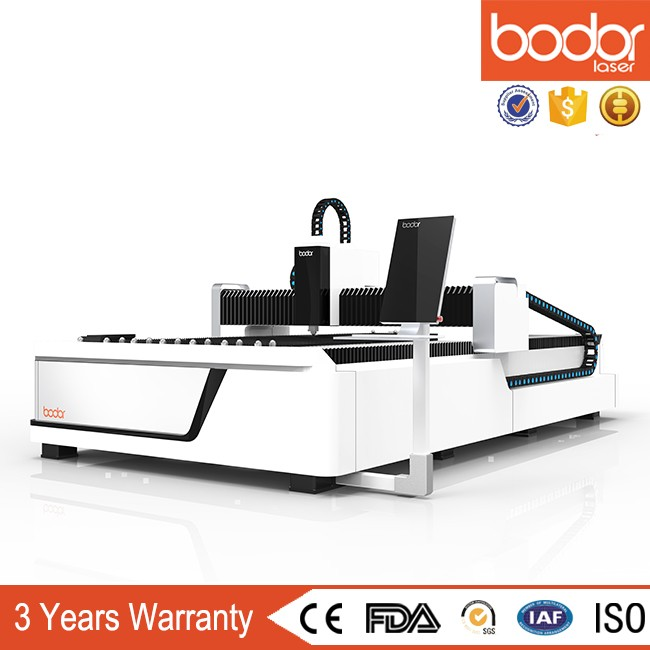 1kw 2kw 3kw metal sheet fire doors fiber laser cutting machine F1530 from China